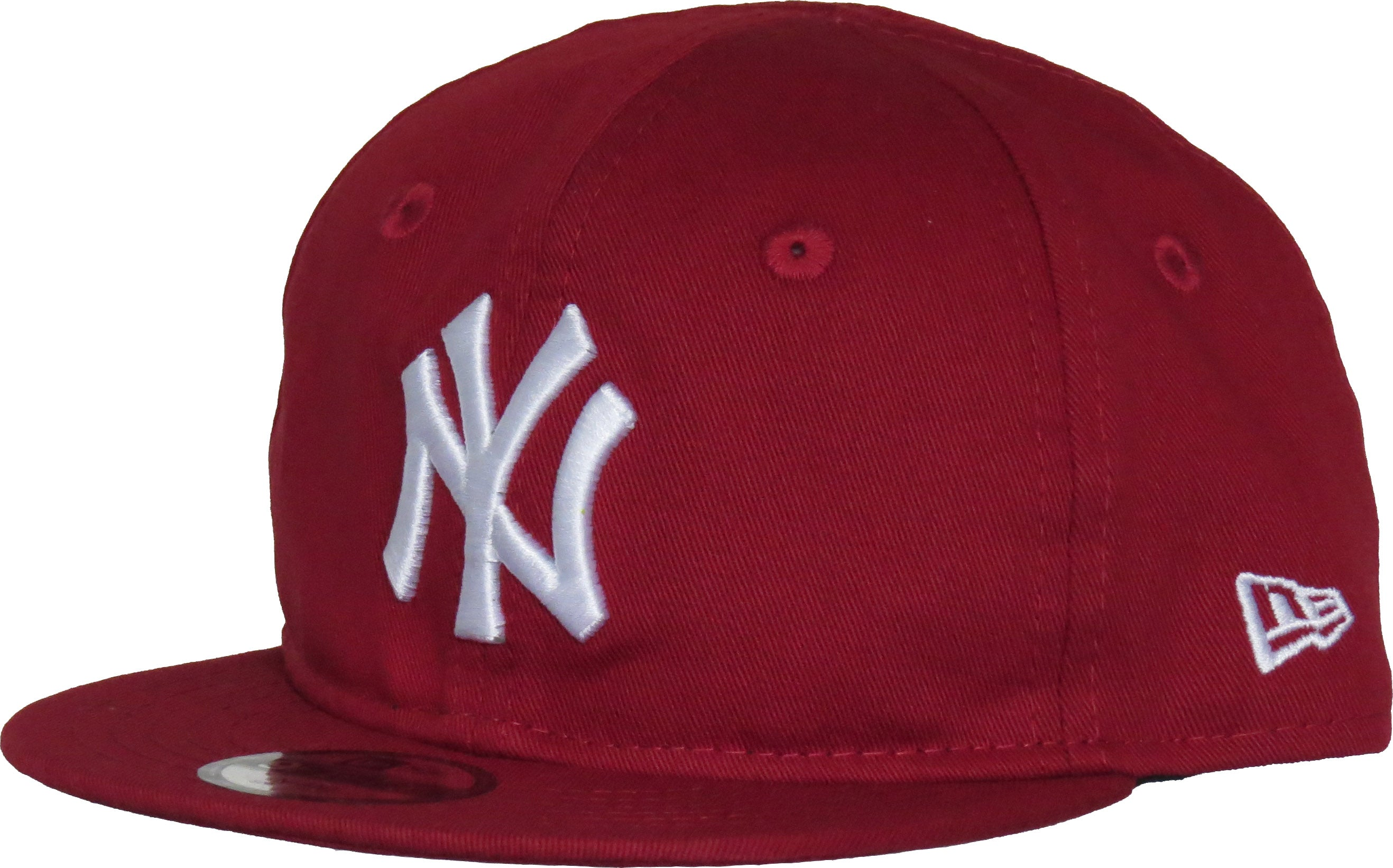 1fb5bcc7f20 NY Yankees New Era 950 Infants Red Snapback Cap (0 - 2 years) – lovemycap