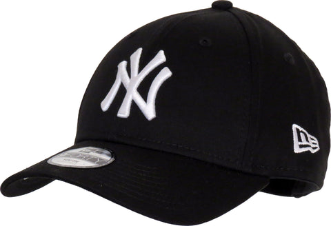 NY Yankees New Era 940 Kids Black Baseball Cap - pumpheadgear, baseball caps