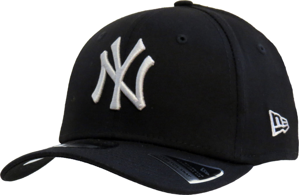 NY Yankees Kids New Era 950 Team Stretch Snapback Cap (Ages 5 - 10 years) - pumpheadgear, baseball caps