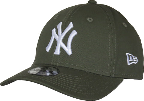 NY Yankees New Era 940 Kids League Essential Khaki Cap (Ages 2 - 10 years)