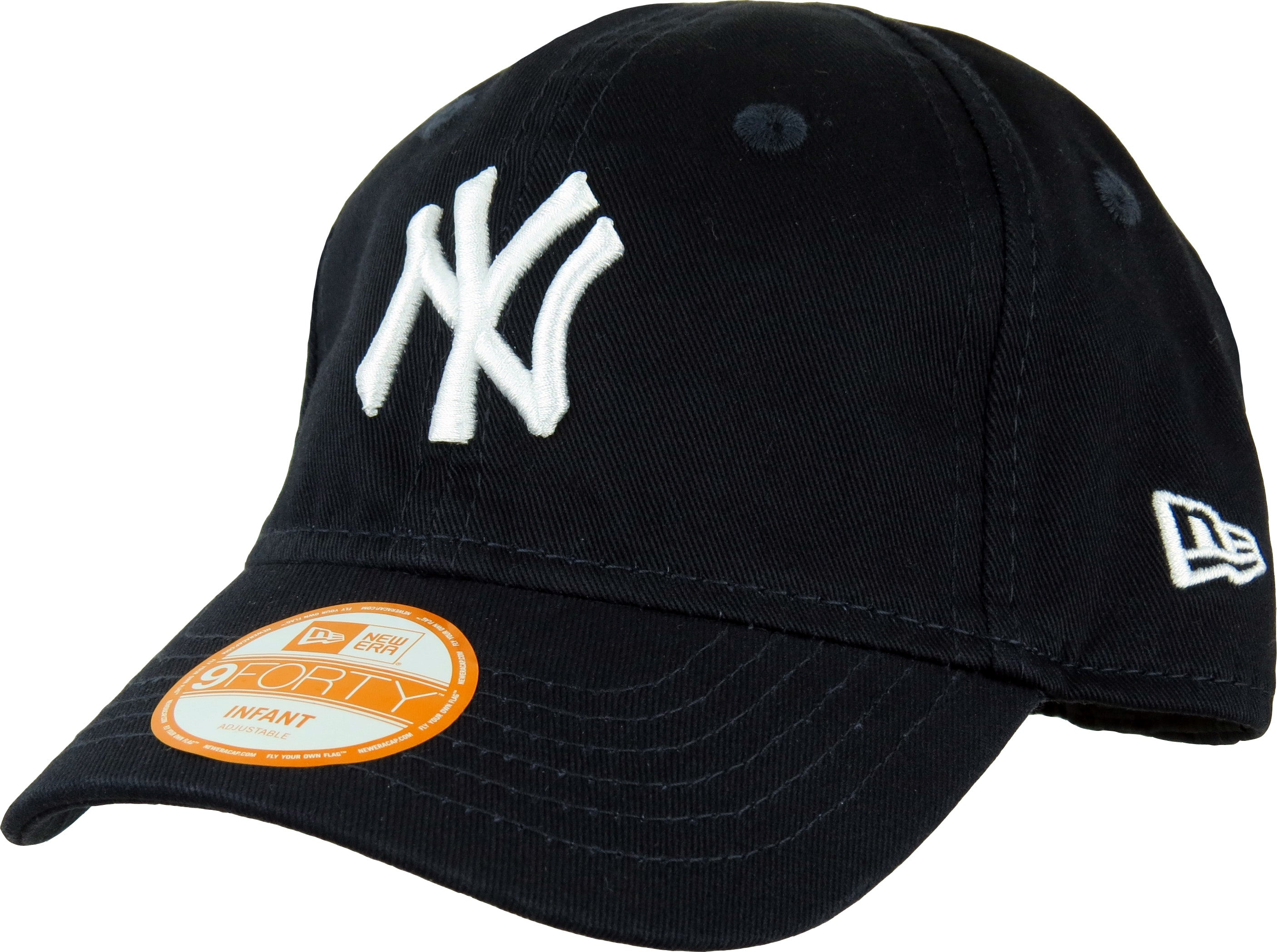 a091052cc28 New Era 940 My 1st NY Yankees Stretch Fit Infants Navy Cap (0-2 years) –  lovemycap