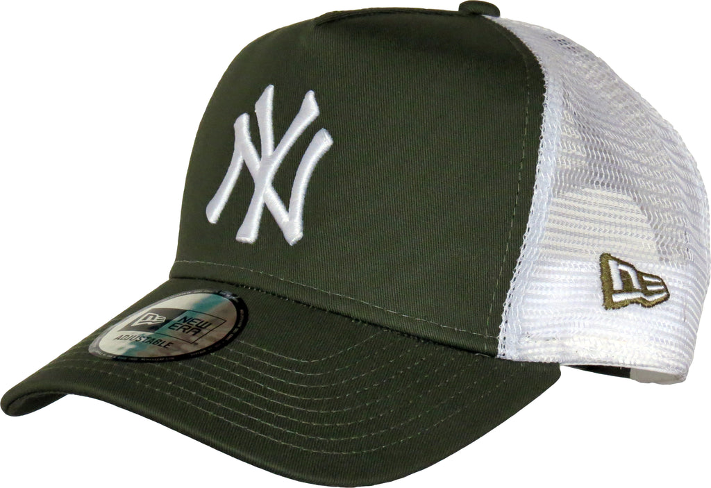558fb7d353ef3 NY Yankees New Era 940 League Essential Kids Baseball Cap - Camo ...