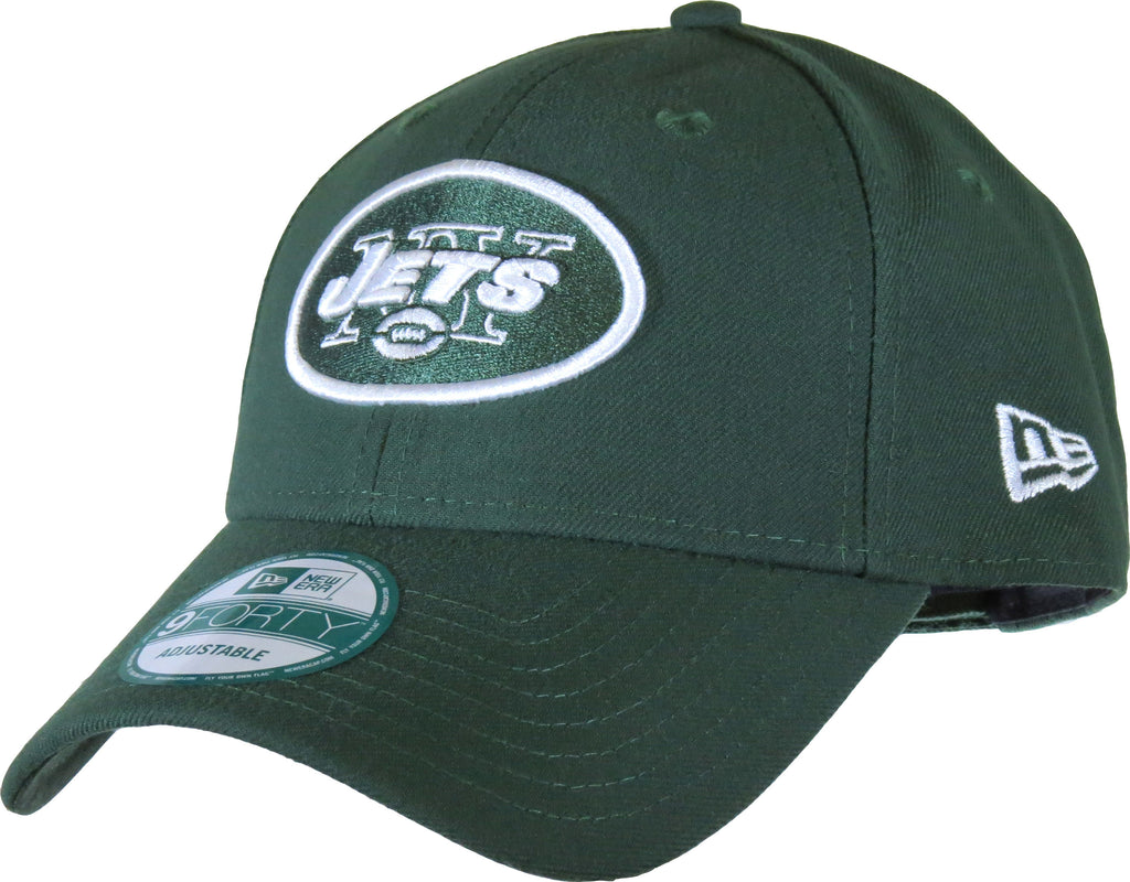 New York Jets New Era 940 The League NFL Adjustable Cap - pumpheadgear, baseball caps
