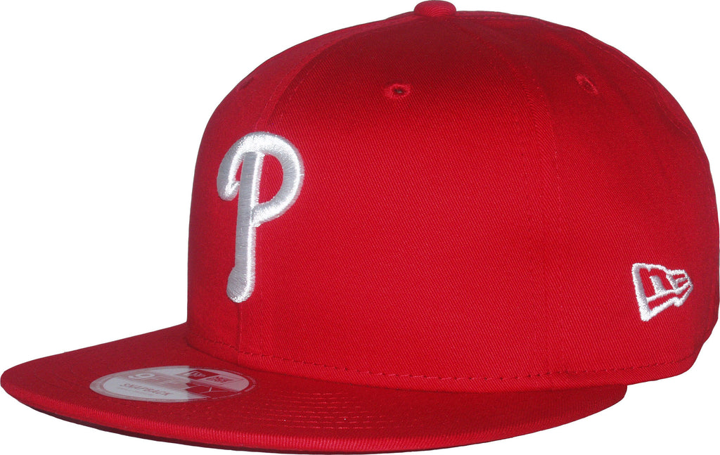 Philadelphia Phillies New Era 950 MLB Team Snapback Baseball Cap - pumpheadgear, baseball caps