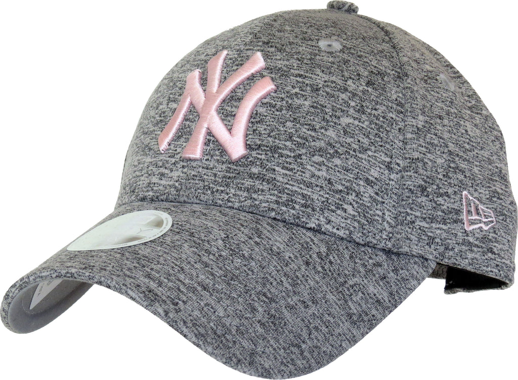 Womens New Era 940 NY Yankees Tech Jersey Baseball Cap - pumpheadgear, baseball caps