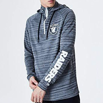 Las Vegas Raiders New Era NFL Team Engineered Hoody - lovemycap