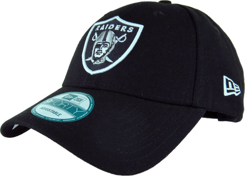 Oakland Raiders New Era 940 The League NFL Team Cap - pumpheadgear, baseball caps
