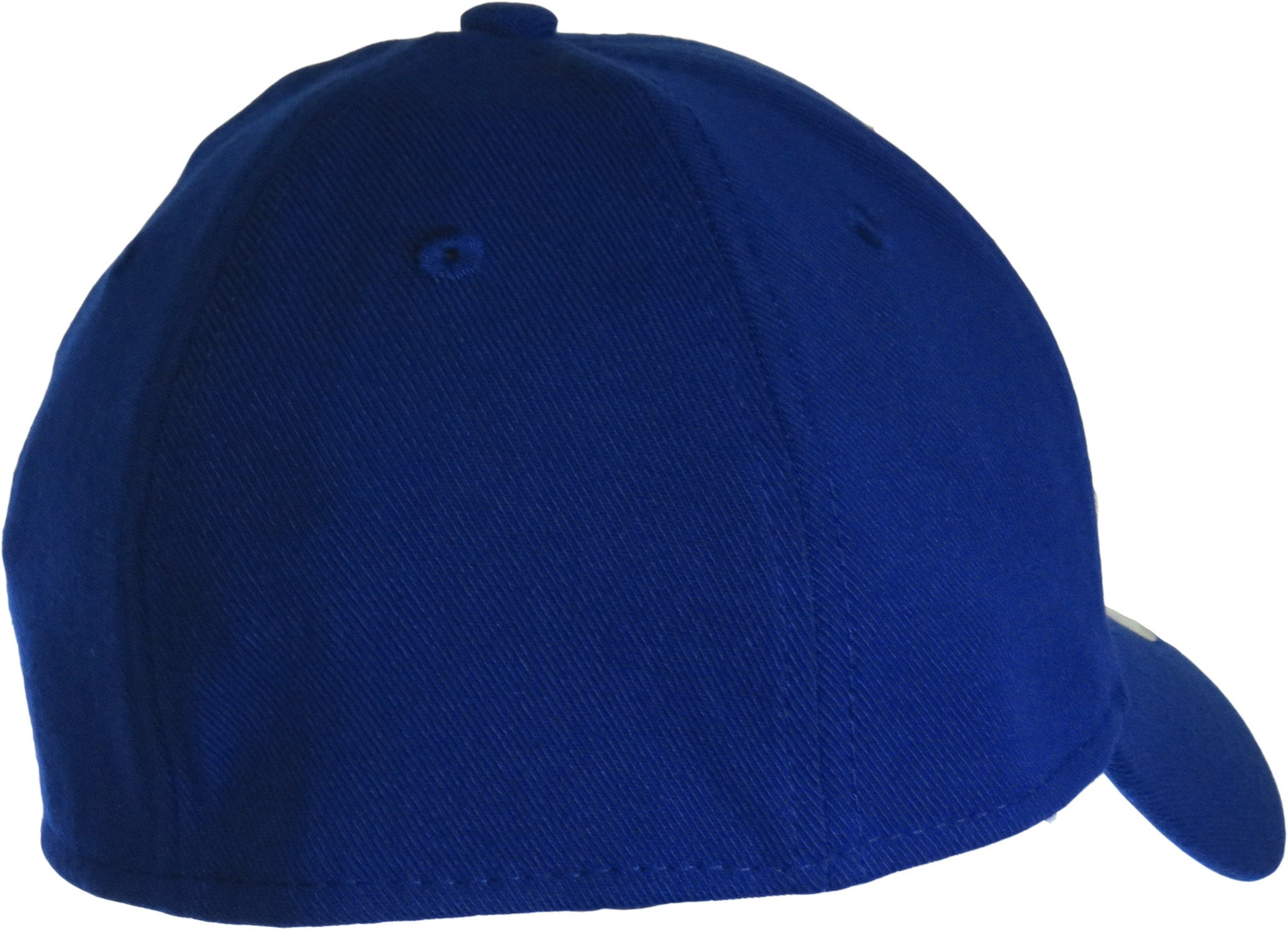 a0ee8d54882 ... New Era 3930 Classic Curved Peak Stretch Fit Plain Royal Blue Baseball  Cap - pumpheadgear