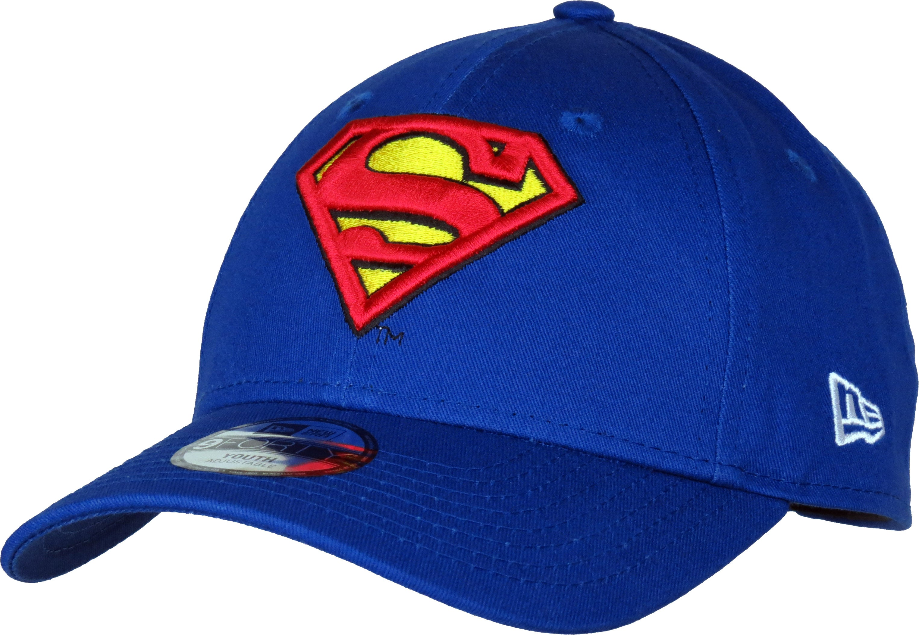 Superman New Era 940 Kids Essential Superhero Cap (Ages 2 - 10 years) –  lovemycap 189bdbf704c9