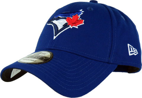 Toronto Blue Jays New Era 940 The League Pinch Hitter Baseball Cap - pumpheadgear, baseball caps