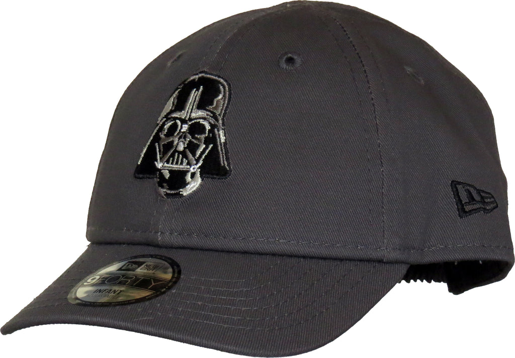 Darth Vader New Era 940 Infants Star Wars Stretch Fit Cap (Ages 0 - 2 years) - pumpheadgear, baseball caps