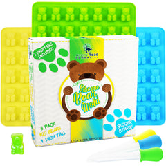 Gummy bear mold by Avery Road Homewares