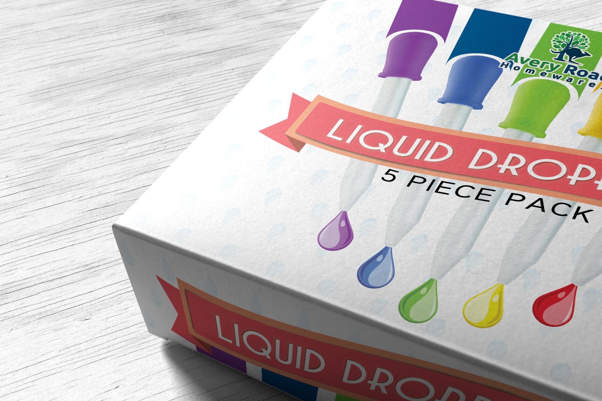 New Liquid DROPPER - 5 x FDA Approved Silicone and Plastic DROPPERS