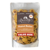 Peanut Butter Grain Free Healthy Dog Treats - 26 oz