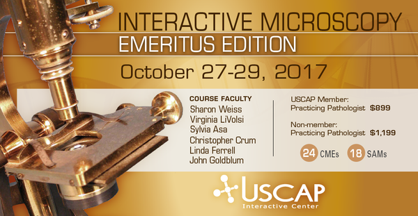 2017, Oct. 27-29: Interactive Microscopy - Emeritus Edition 2017