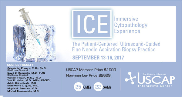 USCAP Immersive Cytopathology Experience