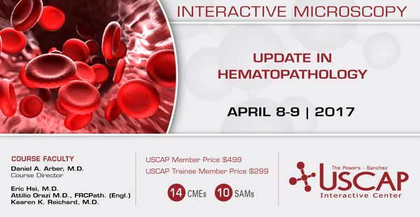 Hematopathology USCAP CMEs