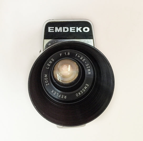 Vintage EMDEKO EM-8000 Movie Camera