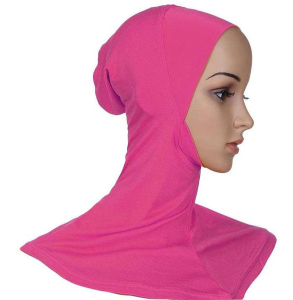Hot Pink Full Underscarf