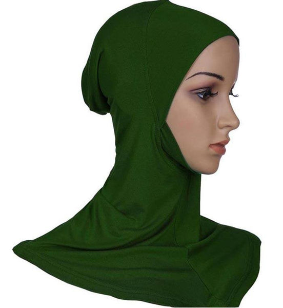 Dark Green Full Underscarf