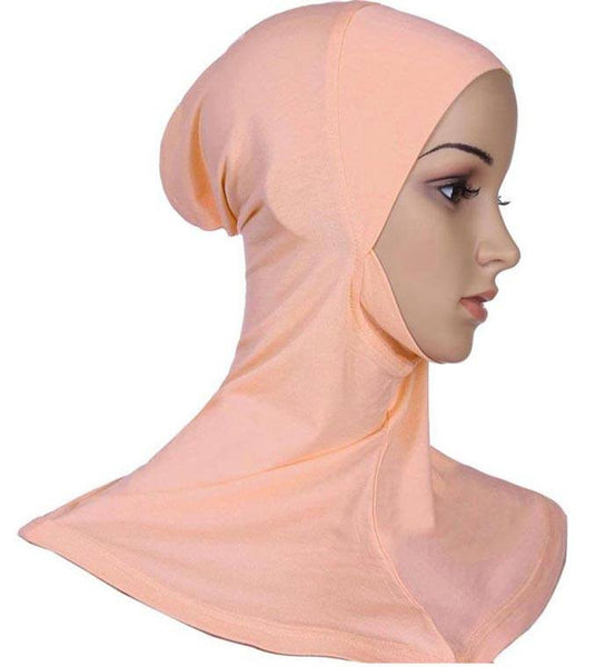 Peach Full Underscarf