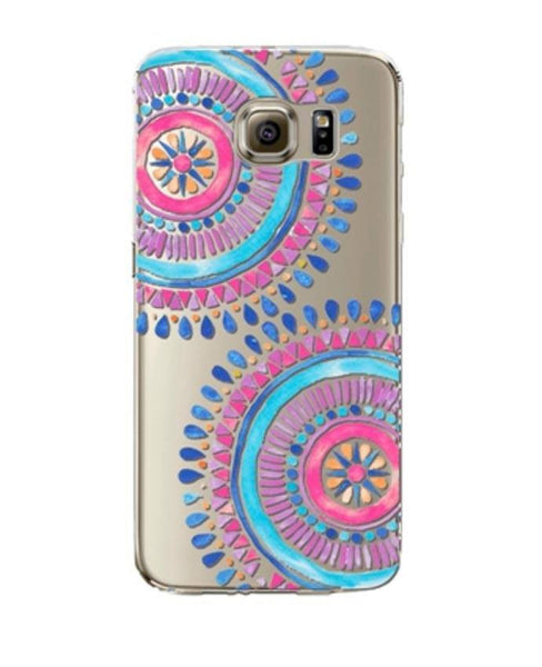 Samsung Galaxy Henna Phone Case