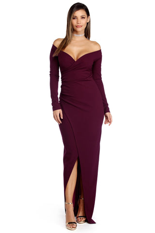 Curves for Days Gown