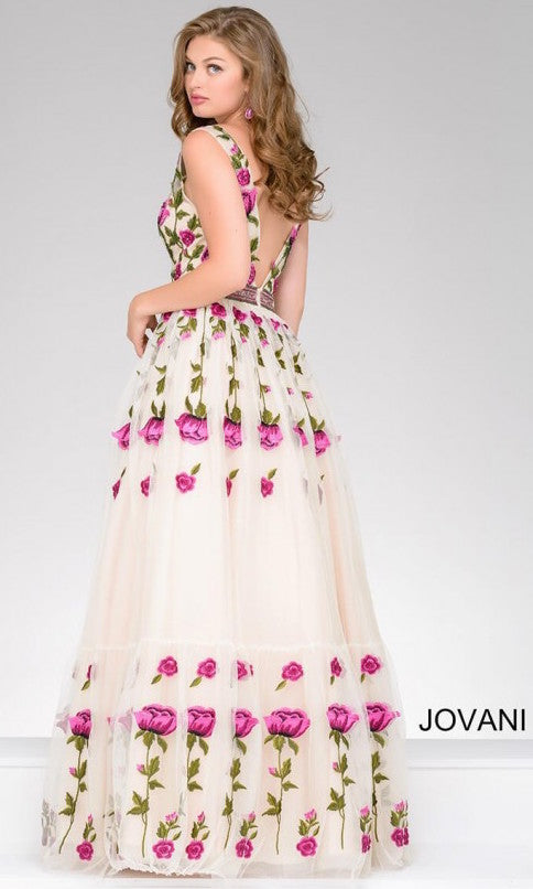 Enchanted Garden Gown