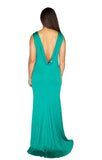 Emerald City Gown
