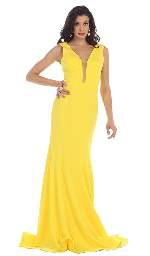 Ray of Sunshine Gown