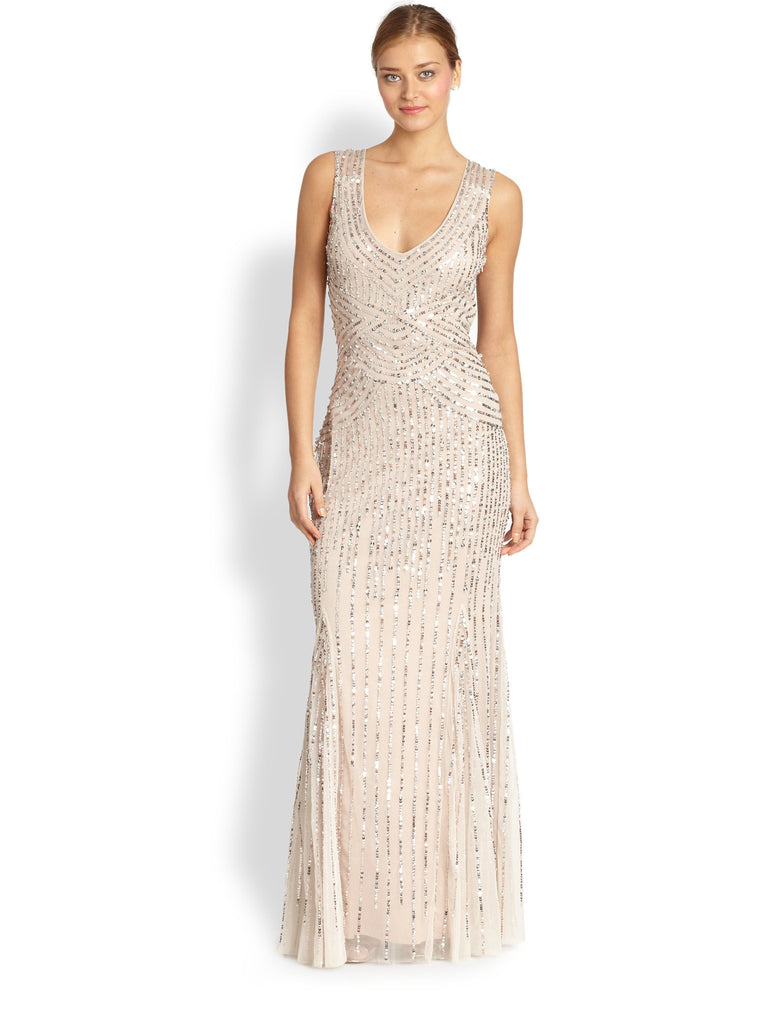 Gatsby Gown | Frock Shop Chicago – The Frock Shop