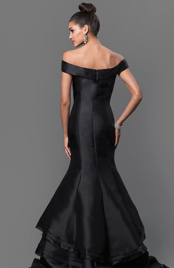Black Pearl Gown