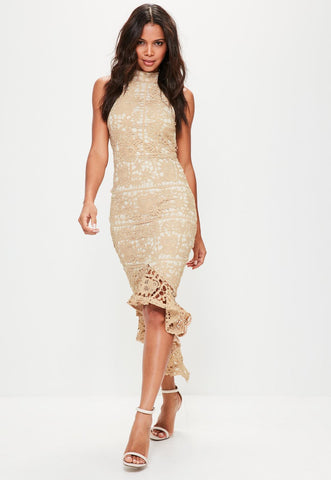 Acoustic Lace Dress
