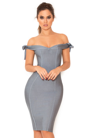 Jade Bandeau Dress