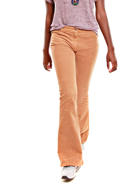 Alphamoment Corduroy Pants