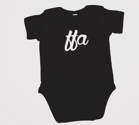 FFA Baby Onesie - Far From Average Inc.