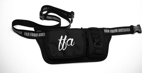 THE FFA FANNY PACK - Far From Average Inc.