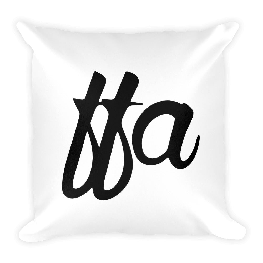 FFA Square Pillow - Far From Average Inc.
