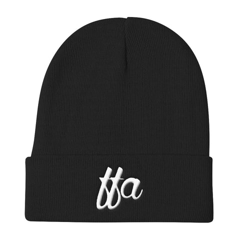 FFA Knit Beanie - Far From Average Inc.