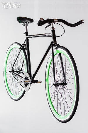 Bici 700 Black - Green