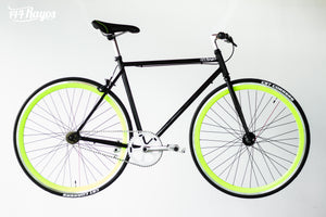 Bici 700 Black - Yellow.R
