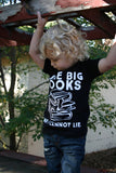 I Like Big Books Tee/Tank/Onesie Adult/Child/Infant