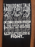 Fight Rules Tee/Tank