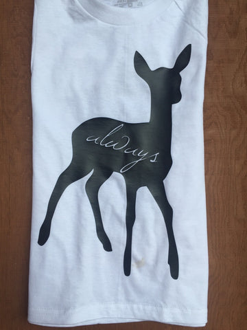 Always Doe Patronus Tee/Tank Adult/Child/Infant