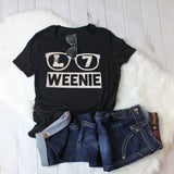 L7 Weenie Sandlot Inspired Child/Adult Tee and Tank