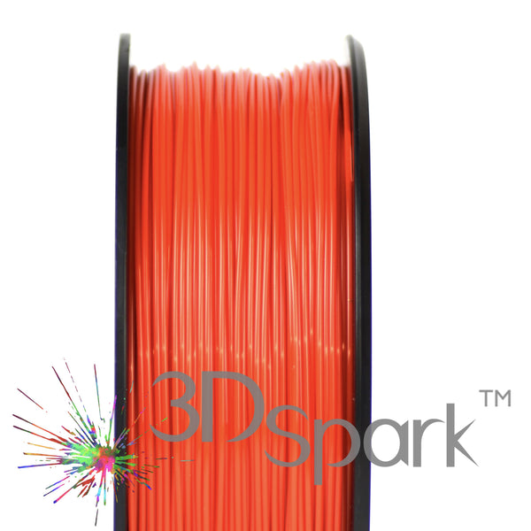 PLA Red 1Kg 1.75mm filament  from 3D Spark