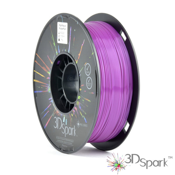 PLA Purple 1Kg 1.75mm filament  from 3D Spark