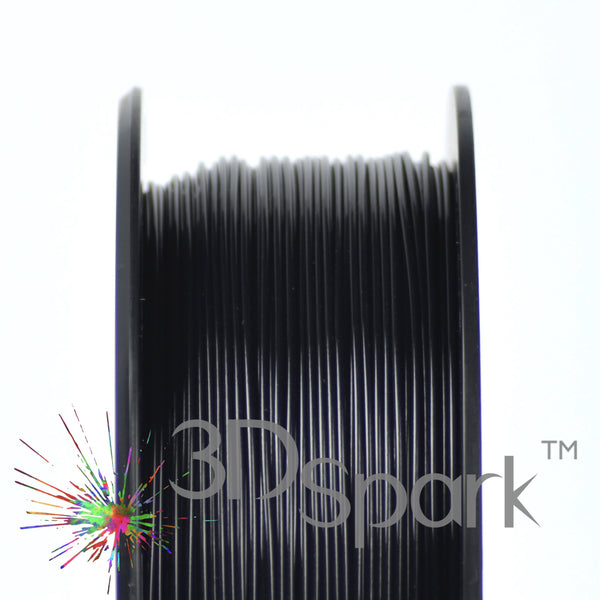 ABS Black 1Kg 1.75mm filament  from 3D Spark