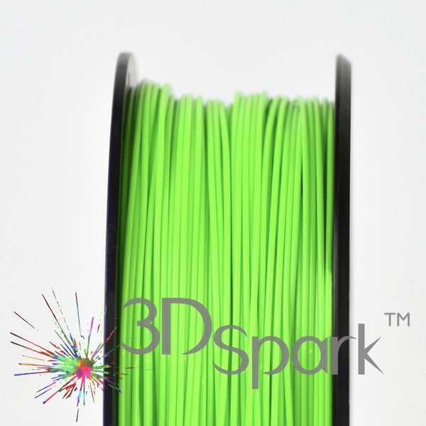 ABS Green 1Kg 1.75mm filament  from 3D Spark