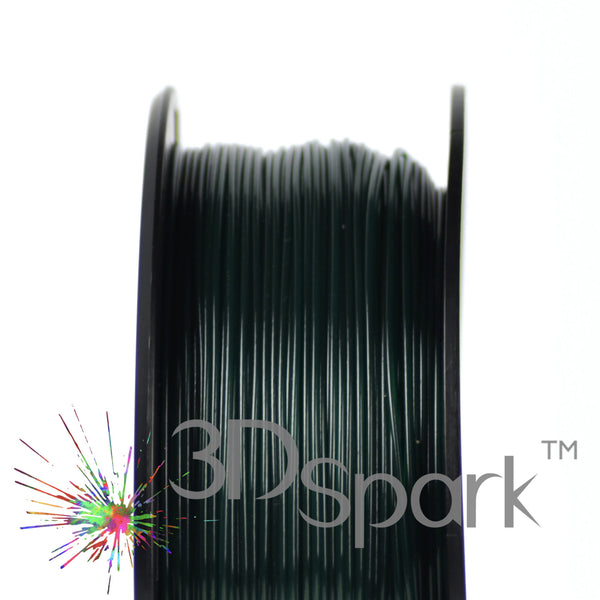 Flex Black 1Kg 1.75mm filament  from 3D Spark